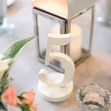 table numbers wedding wooden wedding table numbers for reception decor z create design