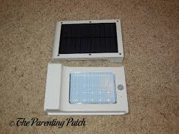 Outdoor Lights With Motion Sensor by Innogear 20 Led Solar Motion Sensor Outdoor Light Review