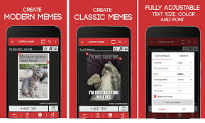Memes Maker App - top 6 best meme maker app for android 2018