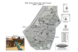 Eden Utah Map by Moose Hollow Disc Golf At Wolf Creek Professional Disc Golf