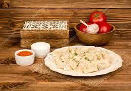 cuisine traditionnelle russe boulettes de viande cuisine traditionnelle russe appelée pelmeni