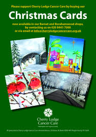 cherry lodge christmas cards on sale now cherry lodge cancer care