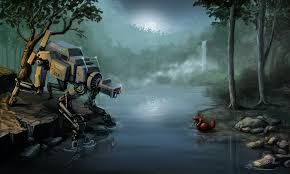 robot 4k ultra hd wallpaper and background 4000x2400 id 320287