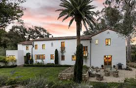 santa barbara style homes spanish colonial revival architecture in santa barbara lorie f