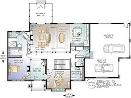 great room floor plans house plan w3605 detail from drummondhouseplans com