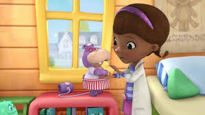 clip wash hands doc mcstuffins toy hospital