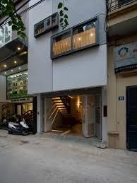 Modern Row House Modern Qt House In Vietnam Residence Design