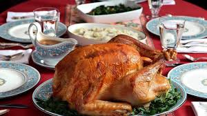 price for thanksgiving day dinner drops 75 cents survey says