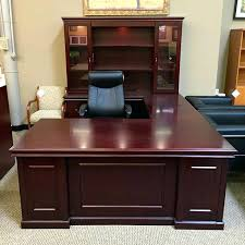 Executive Desk With Hutch U Shaped Executive Desk Executive Right U Shaped Desk Office Desks