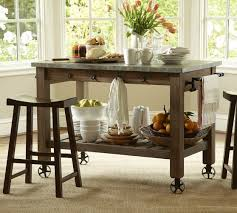 kitchen islands pottery barn pottery barn kitchen table home design ideas and pictures