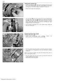 2003 2007 ktm lc8 950 990 v twin motorcycle engine repair manual