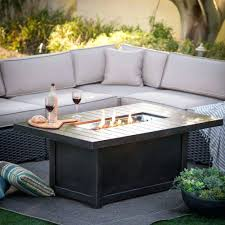 Composite Patio Table Patio Propane Fire Pit Table Medium Size Of Winsome Round Fire