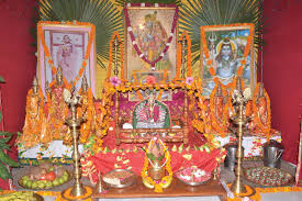 Janmashtami Home Decoration Vidya Prabodhini January 2015