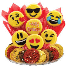 birthday delivery ideas decorated birthday cookies gift delivery cookies by design
