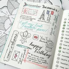 Journal Design Ideas 126 Best Bullet Journal Ideas Images On Pinterest Journal