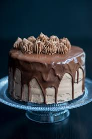 ultimate chocolate and nutella layer cake supergolden bakes