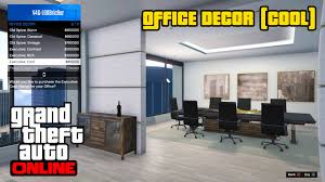 office decor gta 5 online ps4 office decor cool