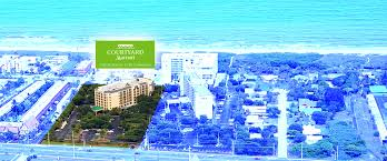 Map Of Cocoa Beach Florida by Cocoa Beach Hotels Near Port Canaveral