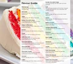 wedding cake flavours delicious flavour guide by 3d cakes