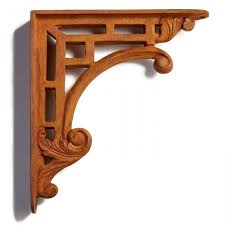 Building Wood Shelf Brackets by Stylish Cast Iron Shelf Brackets Home Decorations Build Cast