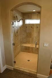 Arched Shower Door Walk In Shower Rooms Pinterest