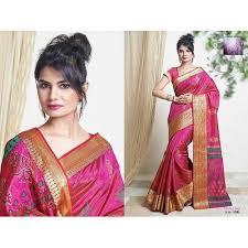 dhaka sarees dhaka silk saree at rs 2900 silk saree