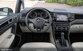 future volkswagen van golf sportsvan takes golf plus concept into the future vwvortex