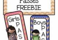 Bathroom Pass Ideas Back To School Meme Bathroom Passes Sarcastic