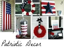 patriotic home decorations patriotic decorations for home patriotic home decor ideas