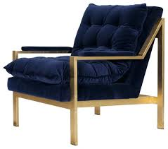 Accent Chair For Living Room Magnificent Attractive Navy Blue Accent Chairs With Worlds Away