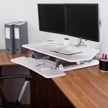 standing desk converter computer new option standing desk