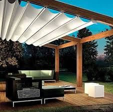 retractable awnings for decks and patios retractable patio awning