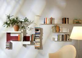 bookshelves on wall home decor wall bookshelves ideas for