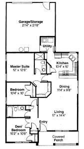 One Story Cottage House Plans Single Storey Cottage House Plans House Design Plans