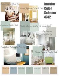 color palette for home interiors color palettes for home interior gorgeous design paint colours