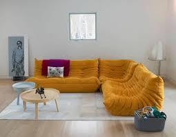 canapé imitation togo les beaux décors avec le canapé togo légendaire canapé togo