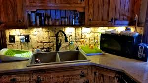 Stacked Stone Kitchen Backsplash Stone Backsplash Ideas Cool Kitchen Backsplash Brick Backsplash