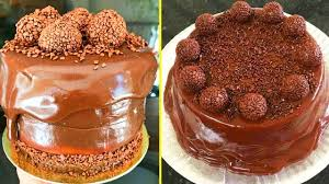 How Decorate Cake At Home How To Make Chocolate Cake At Home Amazing Chocolate Cake