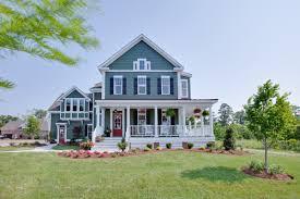 country farmhouse porch home plans design homes