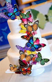 where to buy edible paper aliexpress buy big mixed butterfly edible cake topper wafer
