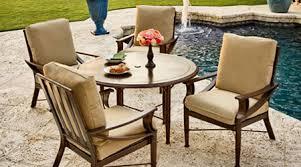 Woodard Aluminum Furniture Patio Land USA - Outdoor aluminum furniture