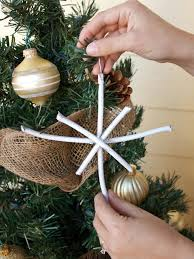 How To Decorate Christmas Balls Ornaments How To Make A Front Porch Christmas Tree Hgtv