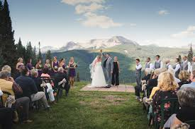 cheap wedding venues in colorado wedding venues purgatory resort