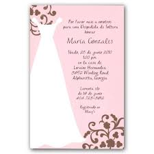 bridal invitation wording baby shower wording for invitations in pink bridal