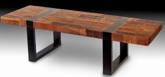 Rustic Coffee Tables Rustic Table With Bench Urban Rustic Coffee Table Coffee Tables