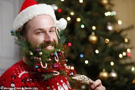 this is all about the beard hipsters decorate