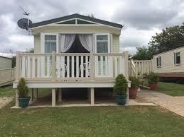Luxury Caravan by Luxury Caravan For Hire At Primrose Valley 6 Berth 2 Bedroom