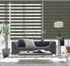 aliexpress com buy free shipping blackout zebra roller blinds