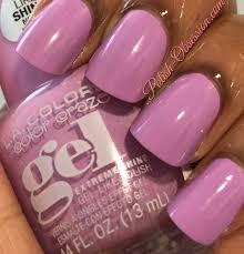 l a colors color craze gel like polish polish obsession