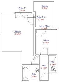 superficie minimum chambre loi carrez superficie minimum chambre 4 piaces 88 ma appartement